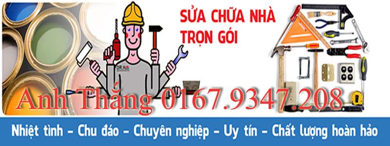 thợ sửa nhà giá rẻ