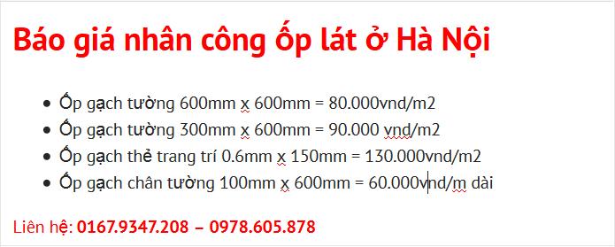 Thợ sửa nhà giá rẻ ở Hà Nội 10