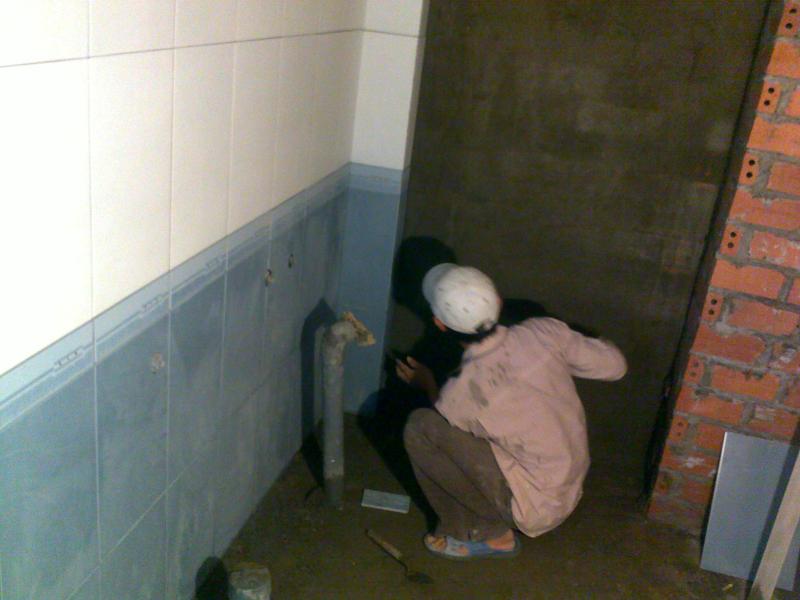 Cung cấp thợ sửa chữa Ốp lát giỏi tay nghề cao