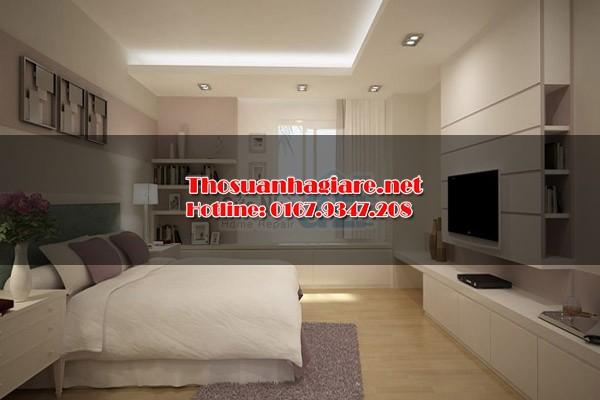 Cải tạo nội thất chung cư 4