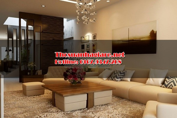 Cải tạo phòng khách cực đẹp 4
