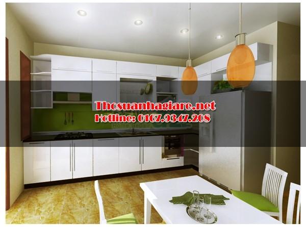 Dịch vụ sửa nhà cải tạo phòng bếp trọn gói từ A - Z 2