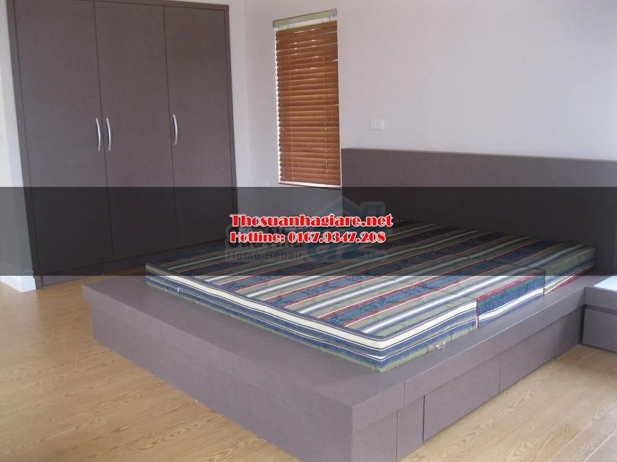 Dịch vụ sửa nhà trọn gói , cải tạo phòng ngủ từ A - Z 2