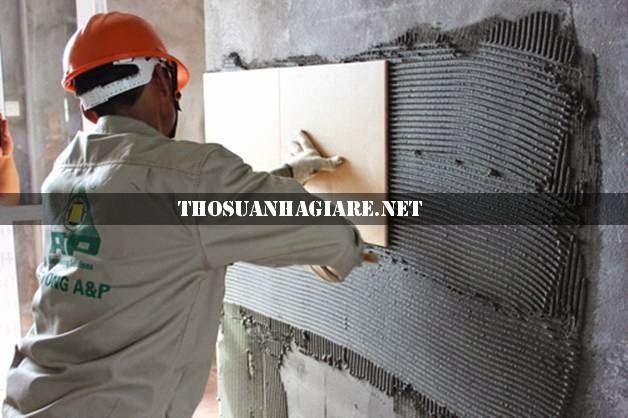 Giá nhận sửa chữa ốp lát khu phụ trọn gói tại Hà Nội 2
