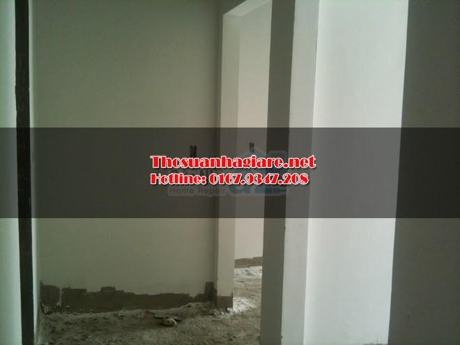 Sửa chữa nhà và các phương án hoàn thiện nội thất vách tường 2