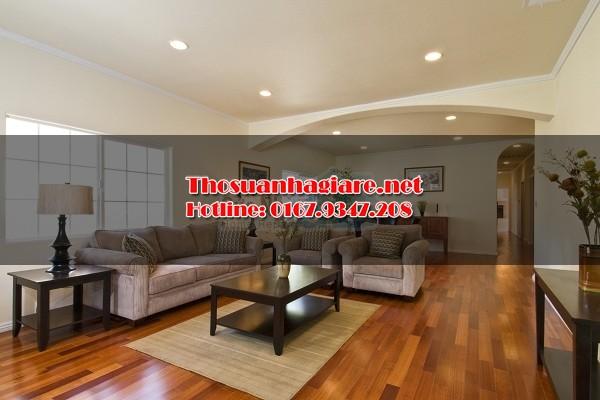 thiết kế nội thất chung cư mang phong cách châu âu 4