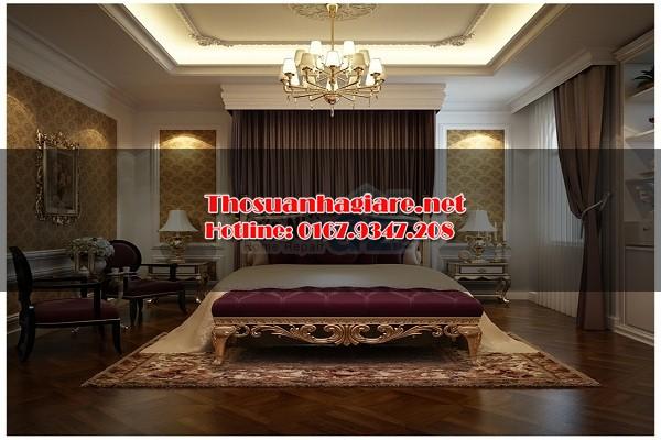 thiết kế nội thất chung cư mang phong cách châu âu 5