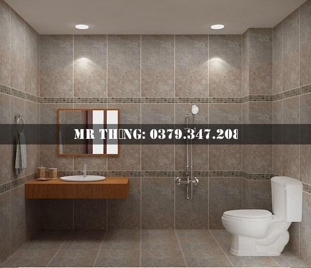 Dịch vụ ốp lát nhà vệ sinh chuyên nghiệp 4