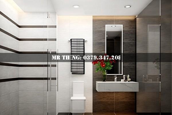 Hướng dẫn chọn gạch ốp lát nhà vệ sinh đẹp 13