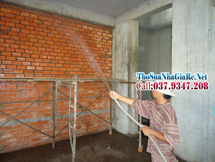 Kỹ thuật trát tường tiêu chuẩn trong xây dựng