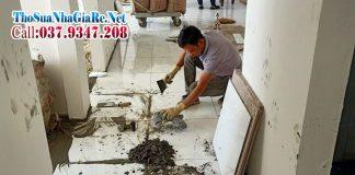 Thợ sửa nhà giá rẻ ở Hà Nội 5