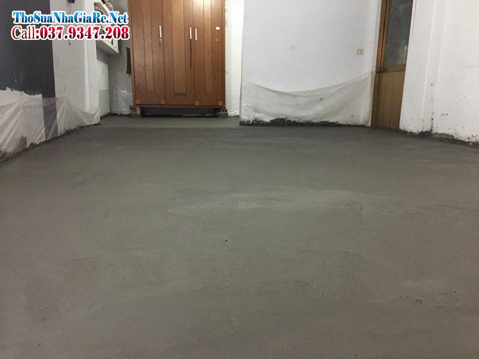 Thợ đục nền nhà, thay gạch lát nền tại Hà Nội