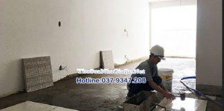 Thợ sửa nhà giá rẻ ở Hà Nội 4