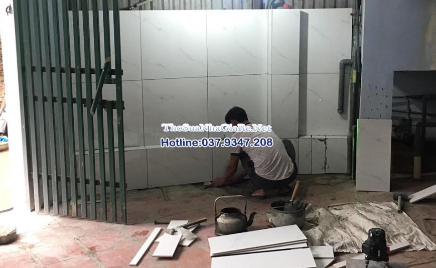 Thợ ốp gạch, lát nền chuyên nghiệp tại Cầu Giấy, Hà Nội 1