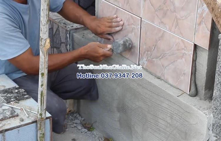 Thợ ốp lát giá rẻ, sửa chữa ốp lát tại Tây Hồ