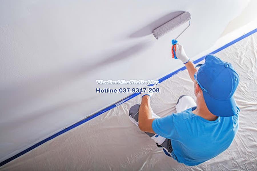 Thợ sơn nhà giá rẻ, Uy Tín, Chuyên Nghiệp